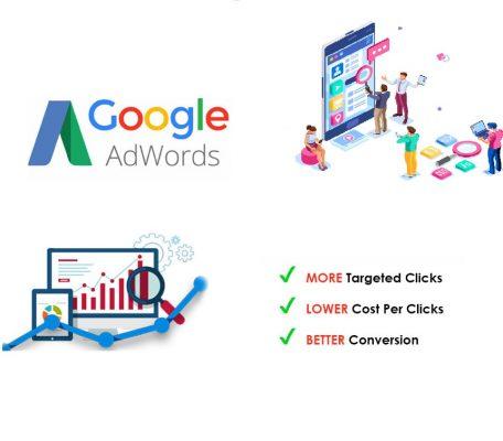 Adword (Pay per click)