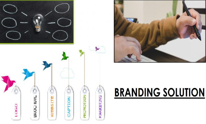 Branding solutions in Jaipur