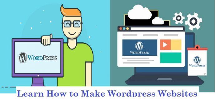 Wordpress Website institute in Jaipur